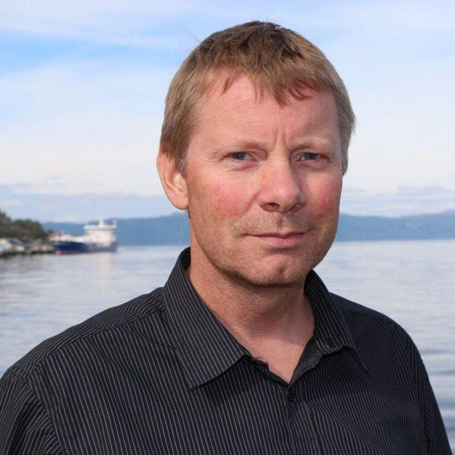 Bjørn Hembre er ny konsernsjef i Arnarlax. Foto: Arnarlax.