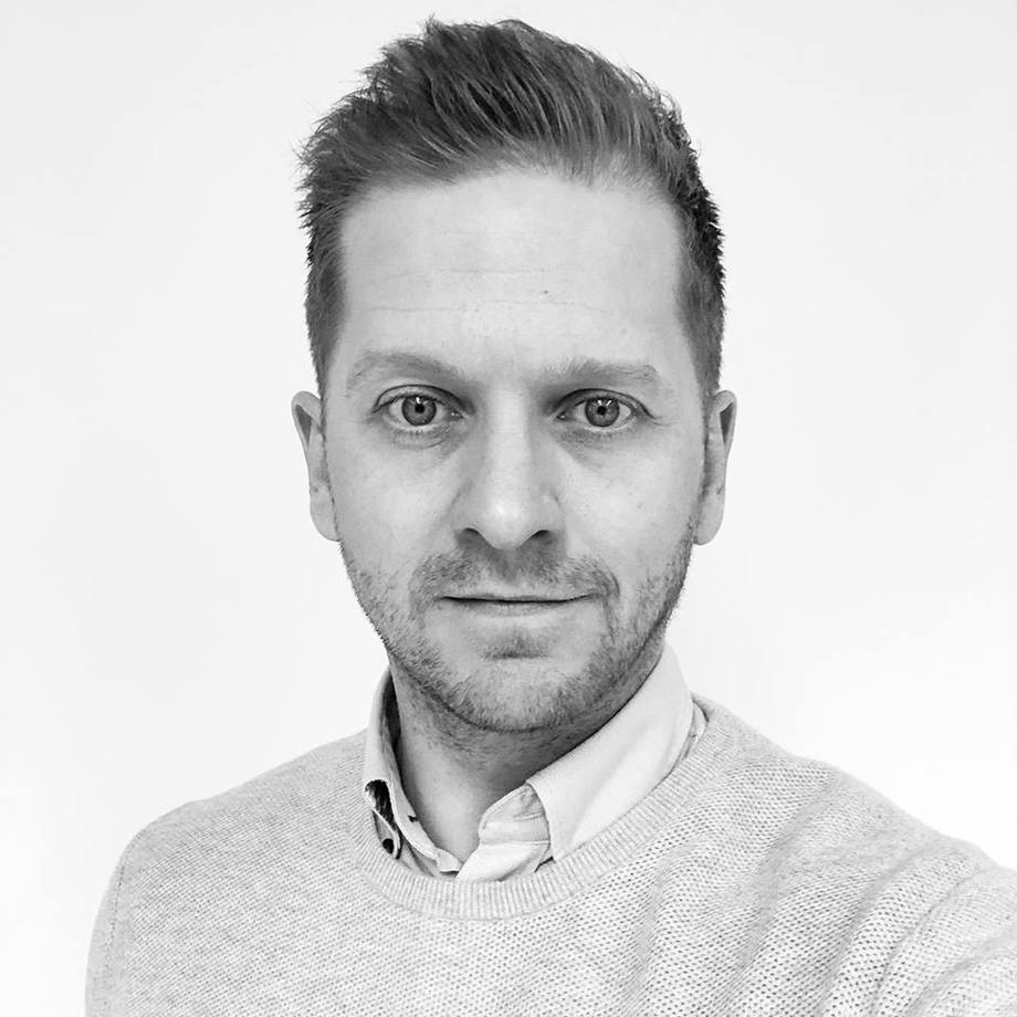 Knut Antonsen er ansatt som ny salgssjef i region vest. Foto: Steinsvik.