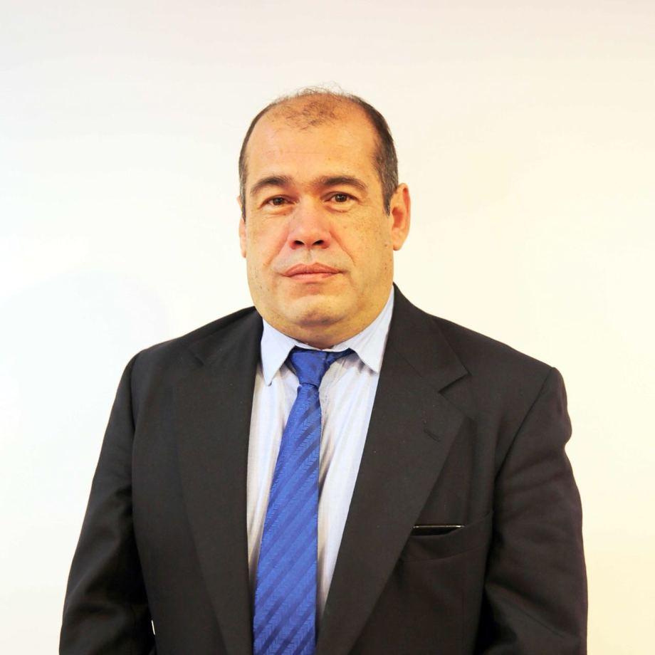 El director zonal de la Subsecretaría de Pesca y Acuicultura del Biobío, Óscar Henríquez. Foto: Subpesca.