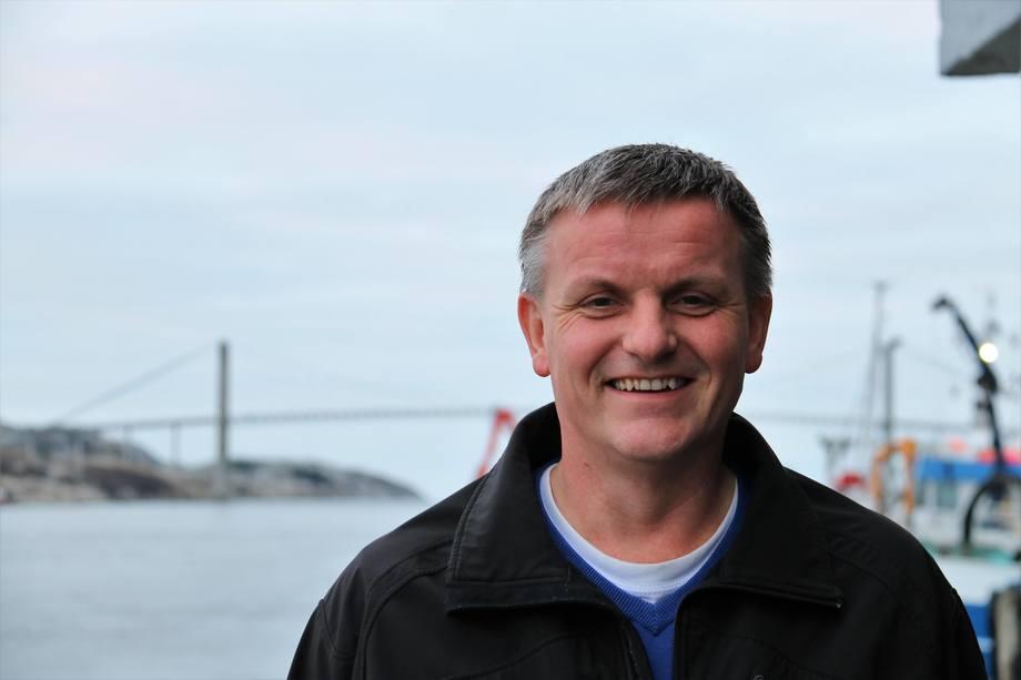 Havnedirektør Asle Andersen