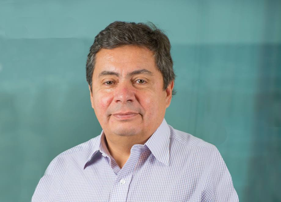 Gastón Cortez, gerente general de Salmones Austral. Foto: Salmones Austral.