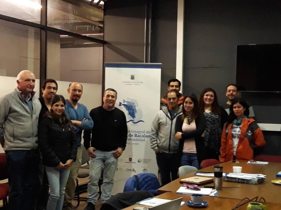 Este curso teórico-práctico se llevó cabo en dependencias de las facultades de Ciencias y Ciencias Veterinarias de la Universidad Austral de Chile. Foto: UACh.