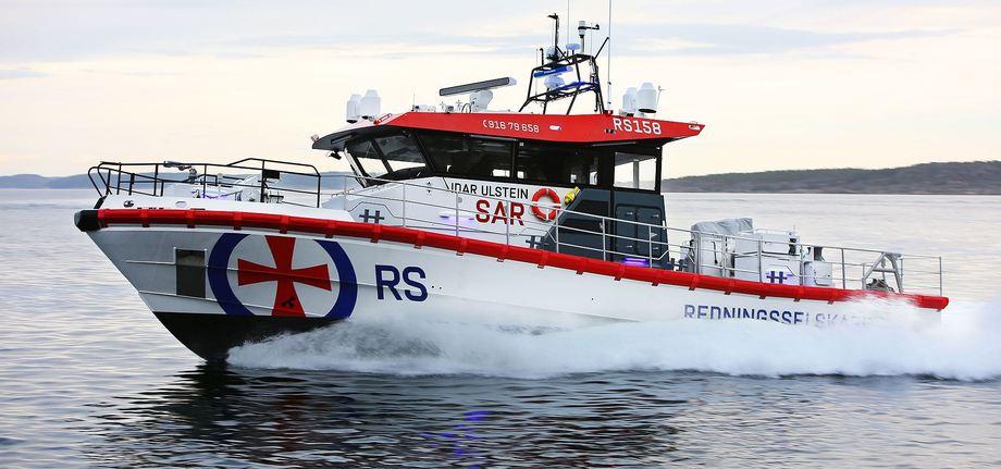 RS «Idar Ulstein»  Foto: Redningsselskapet