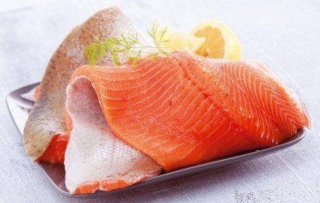 French retailer Auchan's trout range will include fish fed partly on insect meal from next week. Photo: Auchan