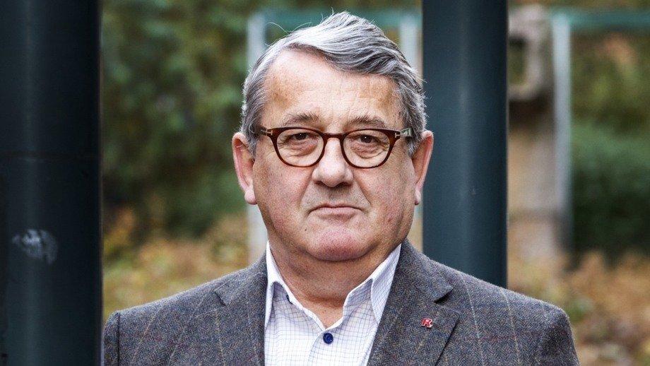 - Tidligere finansminister Per Kristian Foss var en katastrofe for norsk skipsfart, hevder forfatter Dag Bakka. Foto: Wikipedia.