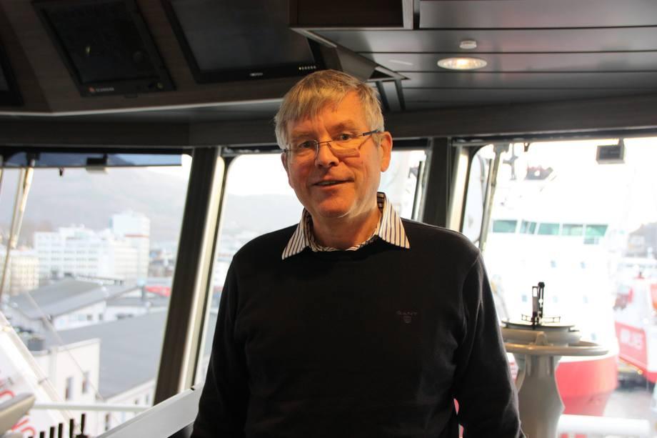 HI måtte trekke anbudskonkurranse om nytt havforskningsskip, bekrefter prosjektleder Per Nieuwejaar til Skipsrevyen. Foto: Helge Martin Markussen.