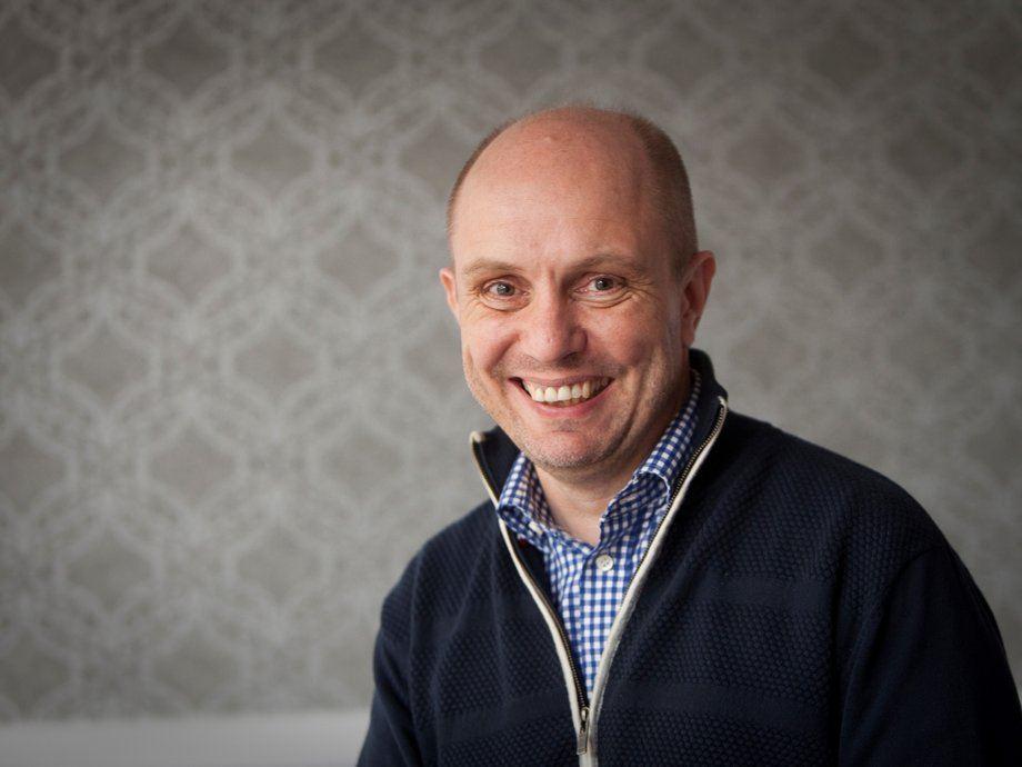 Henrik Aarestrup, vicepresidente de Mercados Emergentes del Grupo BioMar. Foto: BioMar.