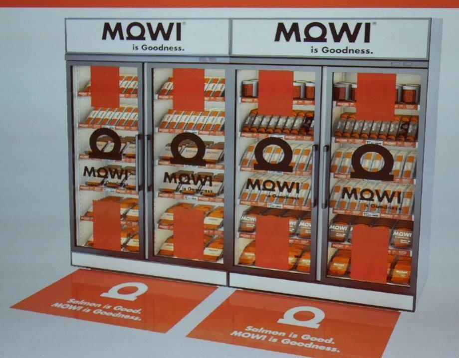 Mowi gjør organisatoriske endringer i konsernledelsen. Foto: Mowi