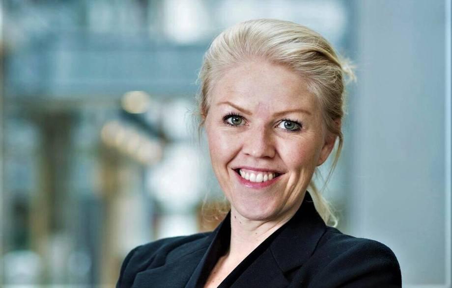 Siv Remøy-Vangen er ansatt som ny daglig leder i Maritime Bergen. Foto: Maritime Bergen.