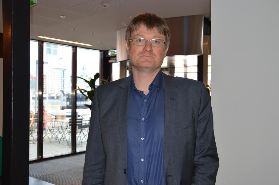 Inge Berg, administrende direktør i Nordlaks skal over nyttår starte i ny rolle i selskapet og gir seg som øverste leder i konsernet. Foto: Therese Soltveit.