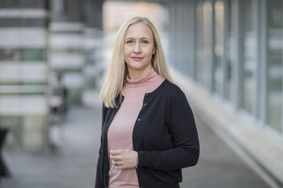 Renate Larsen, administrerende direktør i Norges Sjømatråd er spent på hvordan brexit vil slå ut på sjømathandelen. Foto: Norges Sjømatråd