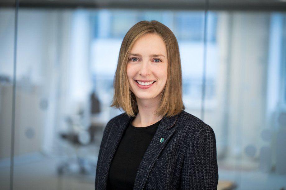 Forsknings- og høyere utdanningsminister Iselin Nybø (V) Foto: Marte Garmann