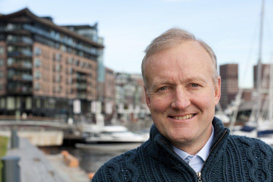 Jan Sverre Røsstad sier Biomar er rustet for 2019, og påpeker at de liker konkurranse da de har tro på at det påskynder utvikling. Foto: BioMar.