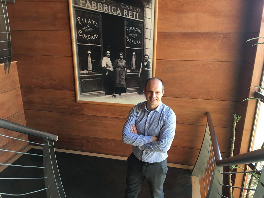 Christian Torres, CEO de Badinotti Group. Foto: Archivo Salmonexpert.