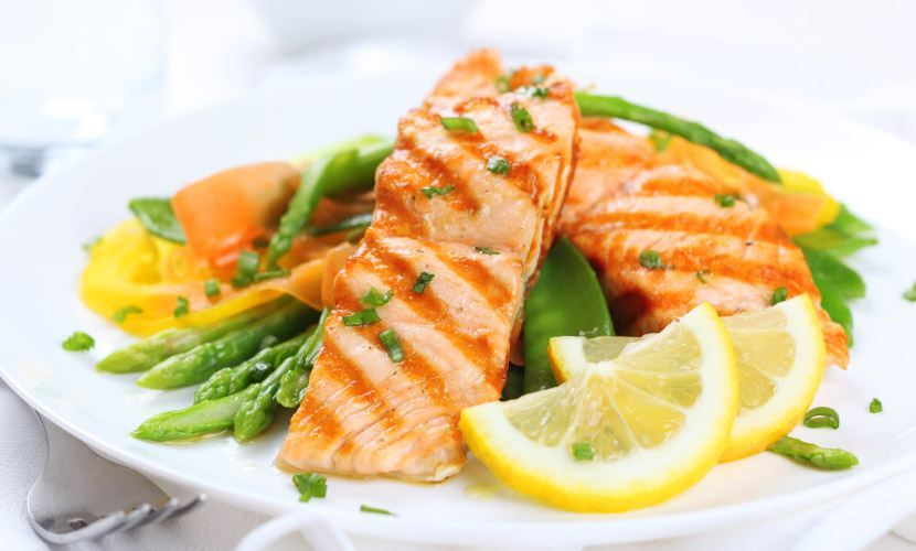 Salmon has long been known and marketed as a source of omega-3 fatty acids.