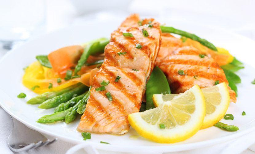 El salmón ha sido durante mucho tiempo una fuente conocida de omega-3.