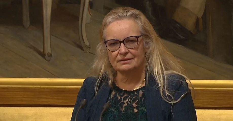 Stortingsrepresentant Ruth Grung (Ap) Foto: Stortinget