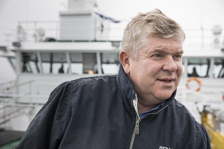 Einar Wathne forlater Cargill 1. februar. Foto: Cargill.