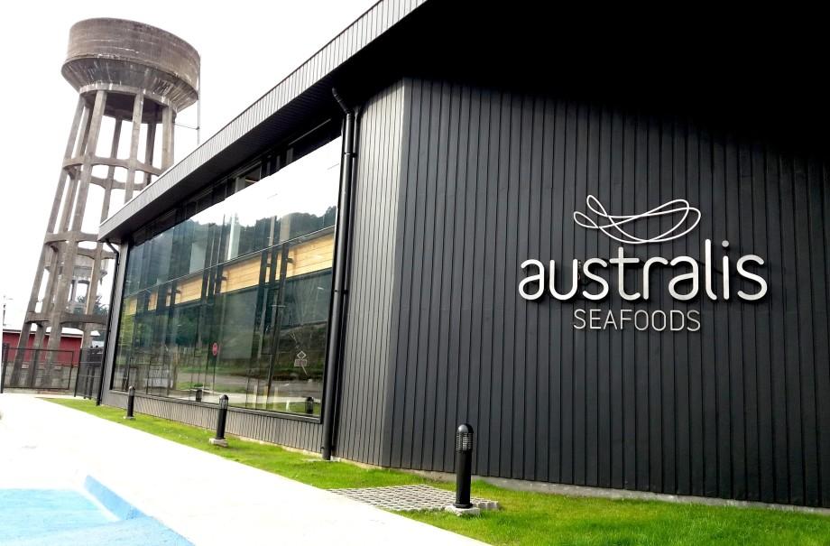 La salida de Australis Seafoods de New World Currents se concretará el 1 de diciembre de este año. Foto: Australis Seafoods.