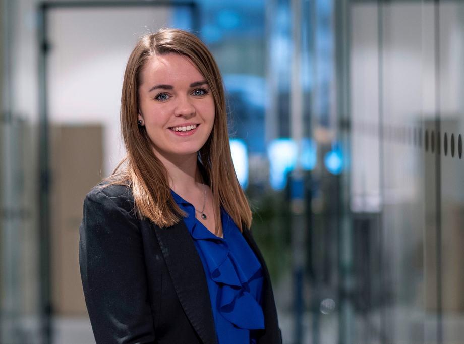 Marit Selstad startet før nyttår i sin nye stilling i som salgs- og markedsjef i Måløy-bedriften. Foto: Selstad