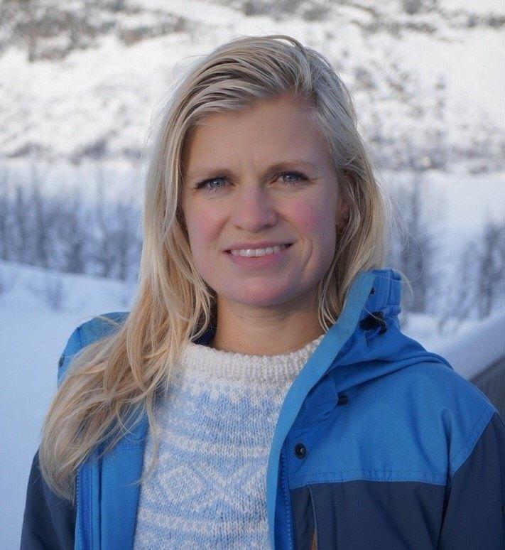 Ingebjørg Sævareid går fra MSD Animal Health til Salmon Group.Foto: privat.