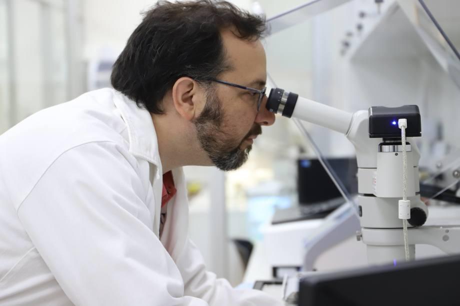Dr. Jorge Parodi, investigador del Laboratorio de Biología Celular y Molecular Aplicada, LaBCeMA, de la Universidad Mayor de Temuco.
