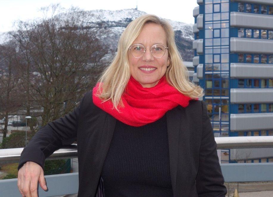 Solveig Holm er utnvent som ny midlertidig leder for sjømatklyngen. Foto: NCE Seafood Innovation Cluster.