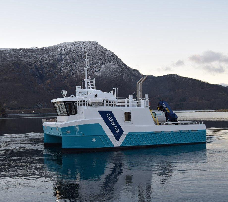 Foto: Grovfjord Mek. Verksterd
