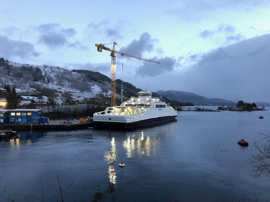Foto: Fjellstrand