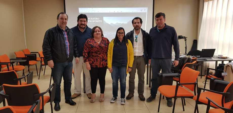 Instituto de Derechos Humanos conoció la industria chilena del salmón. Foto: SalmonChile