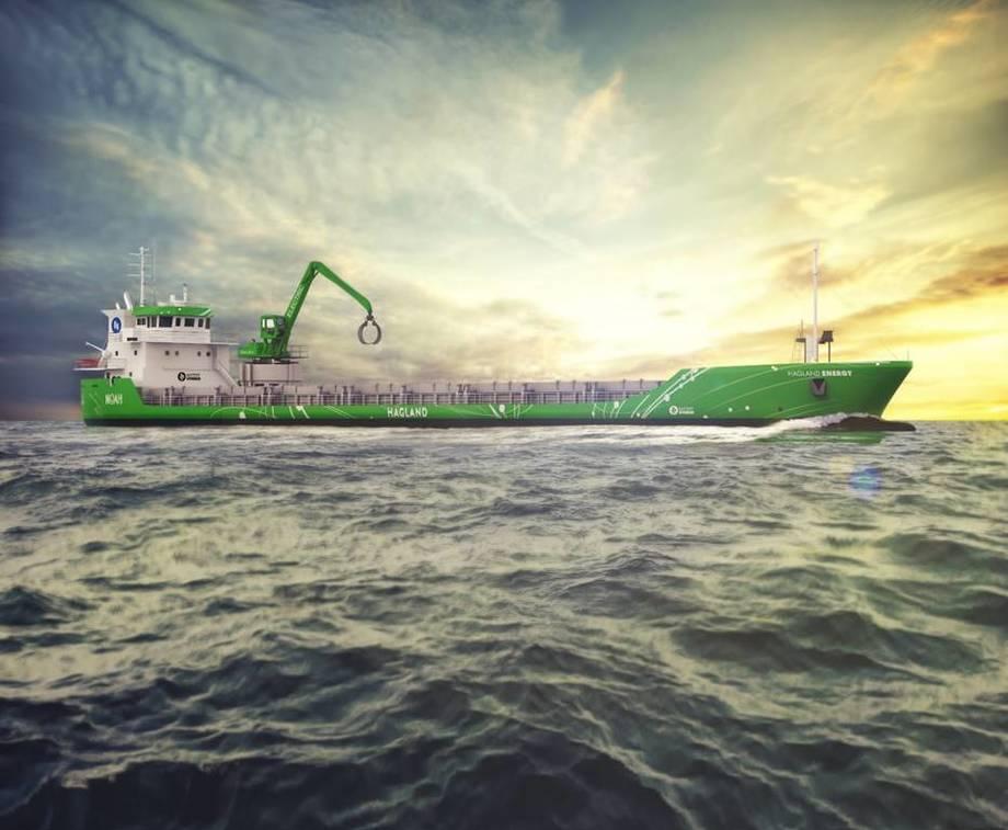 «Hagland Captain» skal leveres med hybrid løsning fra Wärtsillä