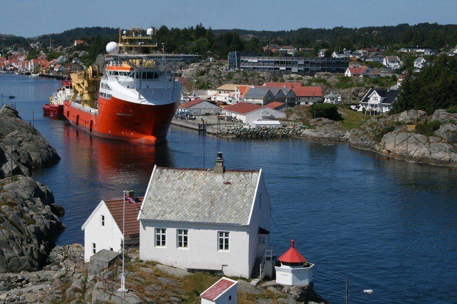 Solstad Offshore har nå negativ egenkapital på 631 millioner kroner Foto: Solstad Offshore
