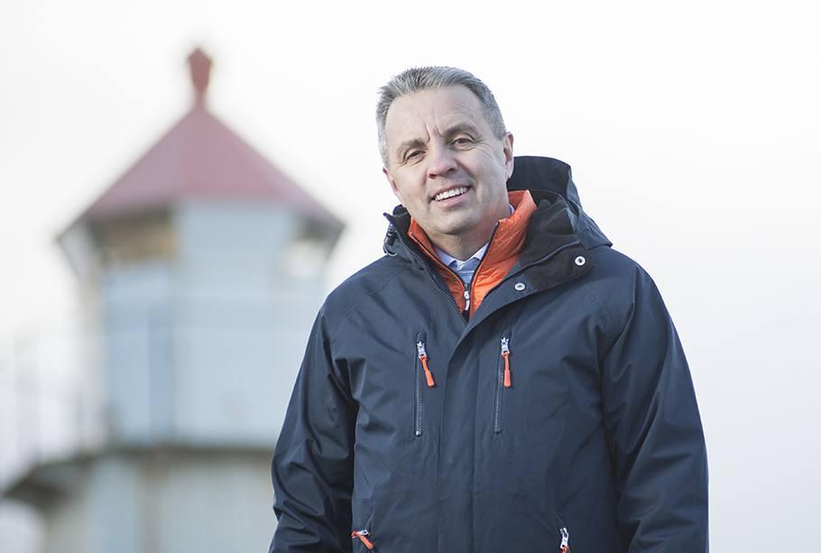 Ingjarl Skarvøy går nå over i en rolle som COO for å ivareta og sikre kvalitet på den operasjonelle siden. Foto: Vasco Pinhol