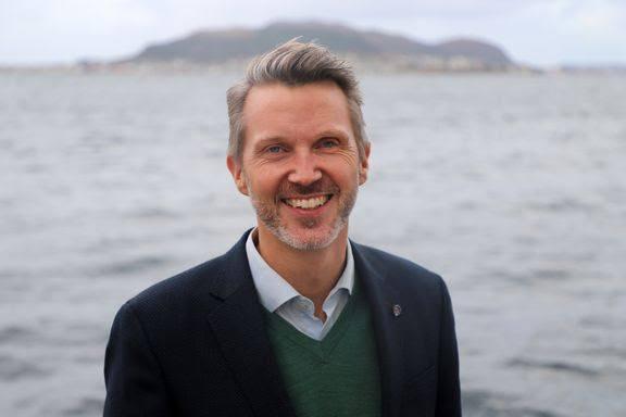 Kystdirektør Einar Vik Arset. Foto. Kystverket