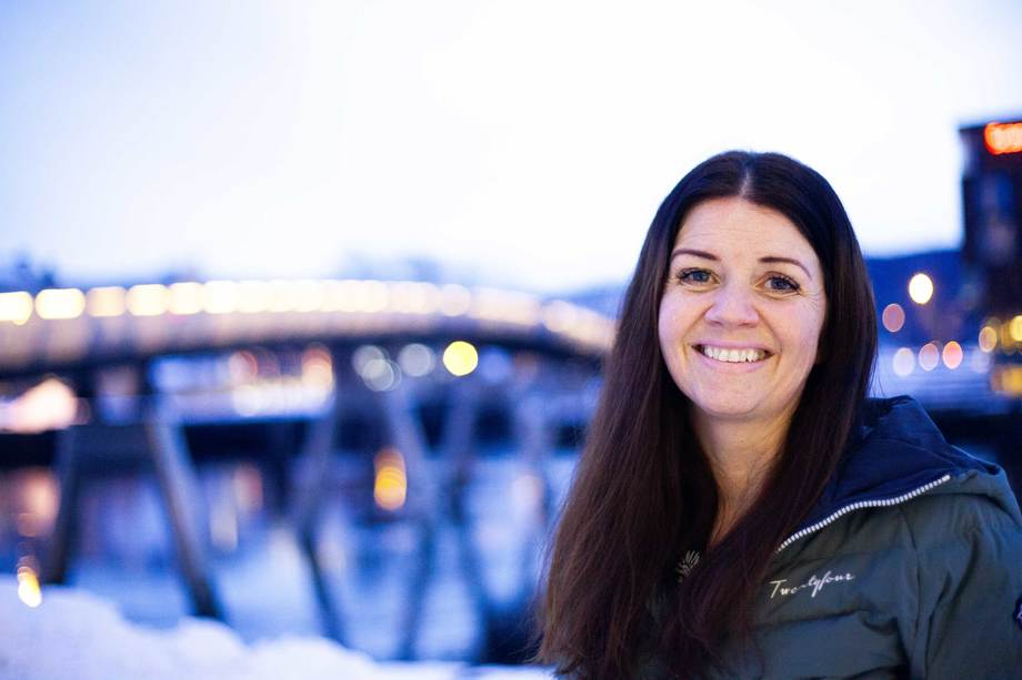 Astrid Buran Holan er seniorrådgiver og RAS-ekspert i AquaOptima. Foto: AquaOptima