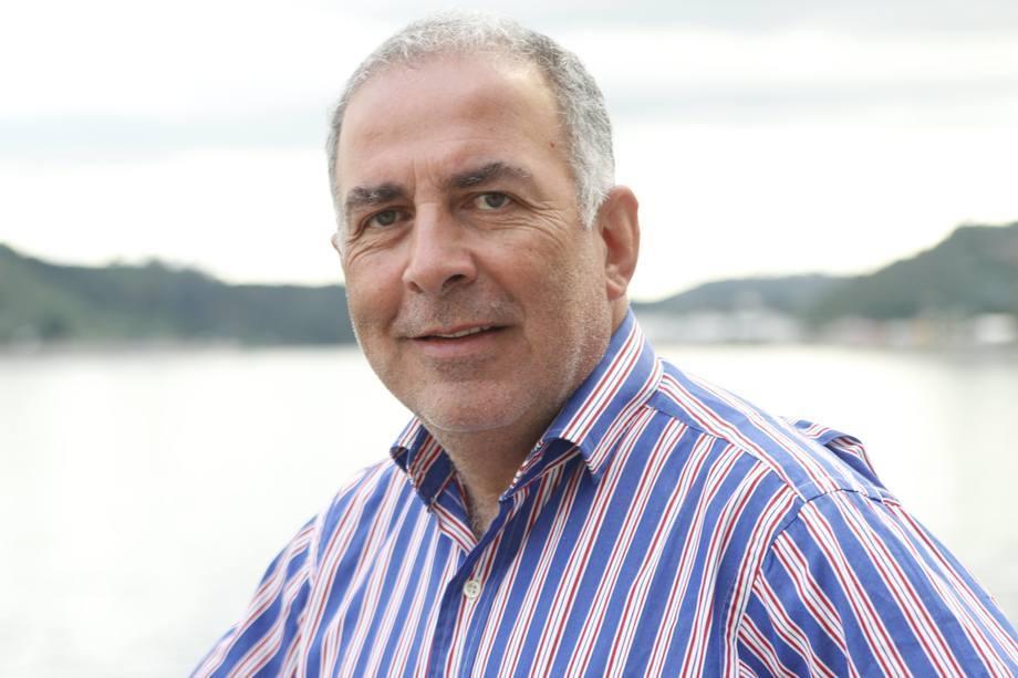 Pablo Galilea, actual Gobernador de Coyhaique y ex subsecretario de Pesca y Acuicultura. Foto: Archivo Salmonexpert.