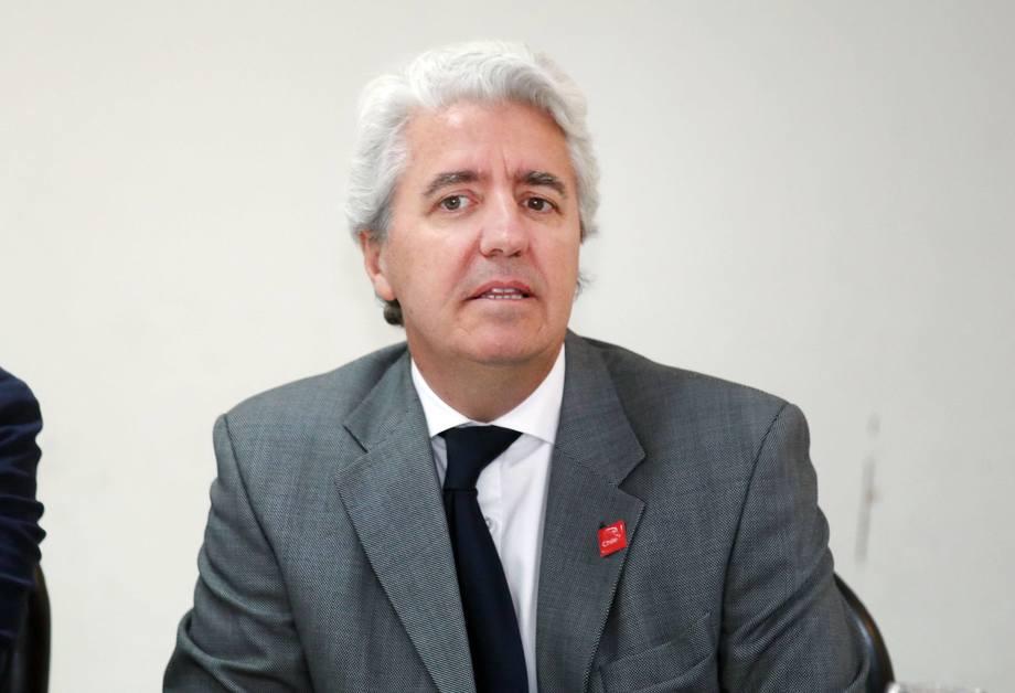 Claudio Cilveti, presidente del Consejo Exportador de Alimentos de la Sofofa y gerente general de Vinos de Chile. Foto: Sofofa.