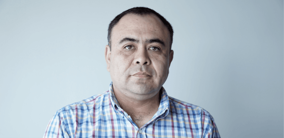 Cristian Uribe, subgerente de Salud de Cermaq Chile. Foto: Cermaq Chile.