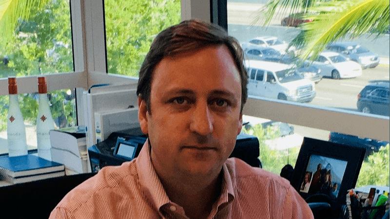 Sebastián Goycoolea, CEO de BluGlacier. Foto: Linkedin.