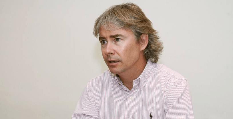 Mark Stengel, director ejecutivo de Cultivos Pelícano. Foto: Archivo Salmonexpert.