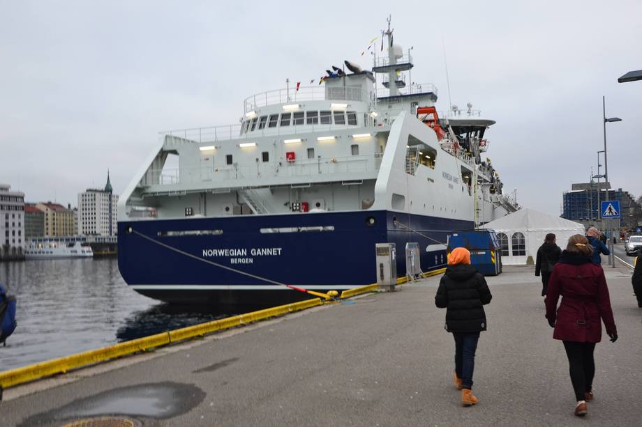 Hav Line har kommet med et kompromissforslag til Nærings- og fiskeridepartementet. Foto: Kyst.no