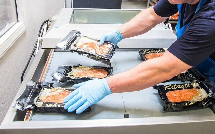 Salmon processor Jelex Seafood, which had a somewhat casual approach to listeria, is now bankrupt. Photo: Jelex Seafood.