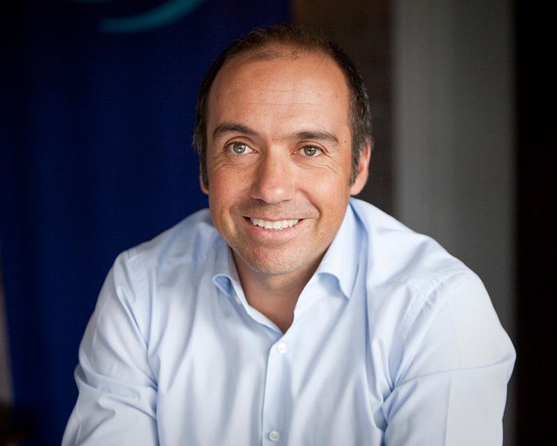 Carlos Díaz, CEO de BioMar Group. Foto: BioMar.