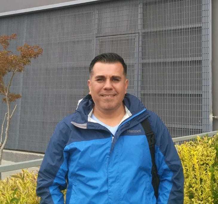 Dr. Rubén Avendaño, investigador principal del Incar y profesor titular de la Universidad Andrés Bello. Foto: Rubén Avendaño.