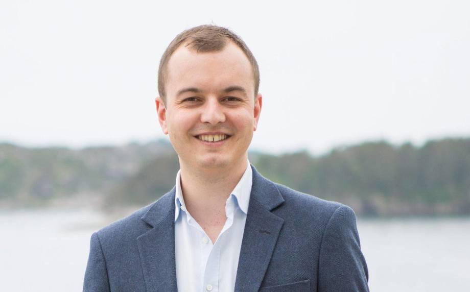 Ordfører i Austevoll kommune, Morten Storebø (H) er særs kritisk til å innføre ein særskatt på oppdrettsnæringa. Foto: Høgre