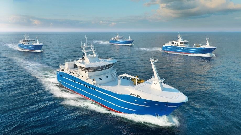 Marin Teknikk har inngått ny kontrakt med fiskeriselskapet LLC FC Virma fra Karelia regionen, nordvest i Russland. Illustrasjon Marine Teknikk