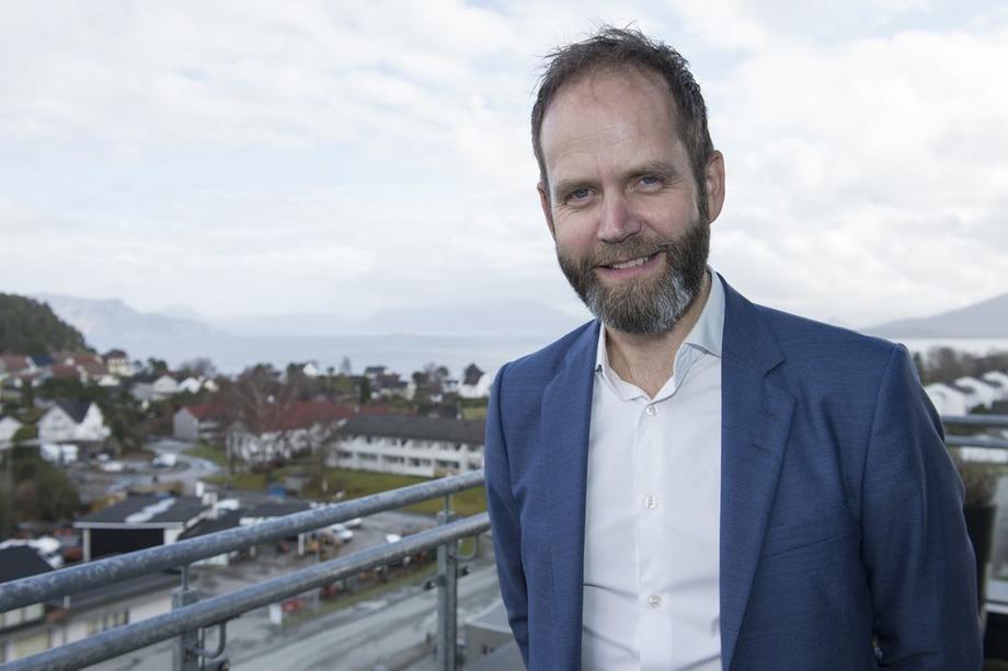 Bjørn Sundland. Foto: Maritimt Forum Haugalandet ogSunnhordland