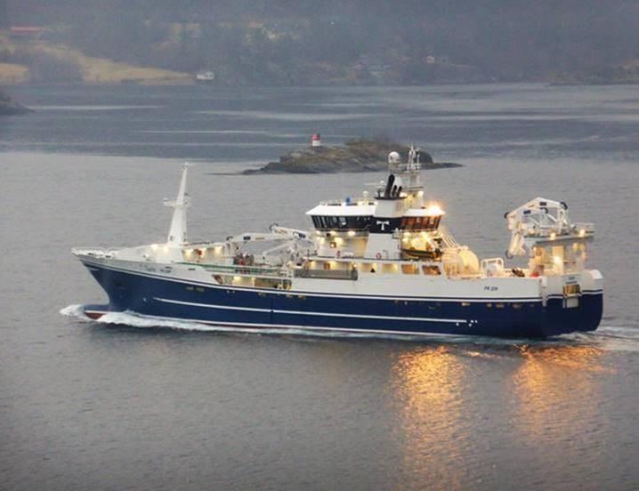 «Taits» er den den andre båten Westcon bygger for Klondyke. Foto: Westcon Yards