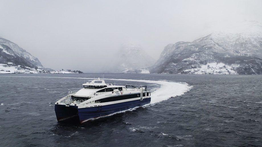 «Elsa Laula Renberg» er allerede i gang med jobben i Nordland