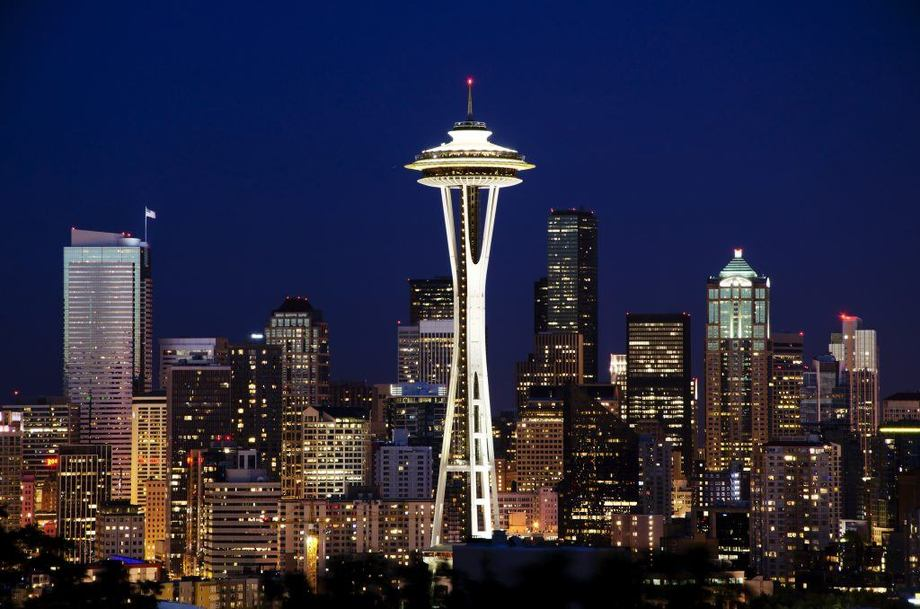 Seattle, Washington will host one of the Fish 2.0 events. Image: whatworkscities.bloomberg.org